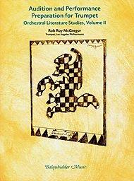 Carl Fischer Audition & Performance Preparation for Trumpet Volume 2 Book -
