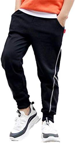[ジャング] キッズ ロングパンツ 男の子 子供服 美脚ストレッチ 無地 コットン カジュアルさらっと パンツトリートパンツ