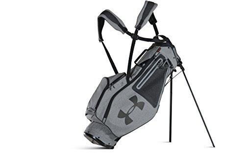 Under Armour Storm Speedround Sunbrella Stand Golf Bag (Meridian/Slate) from Under Armour