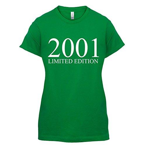 2001 Limierte Auflage / Limited Edition - 16. Geburtstag - Damen T-Shirt -