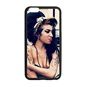 SKCASE Cover Case for iPhone 6 Plus 5.5 inch Amy Winehouse
