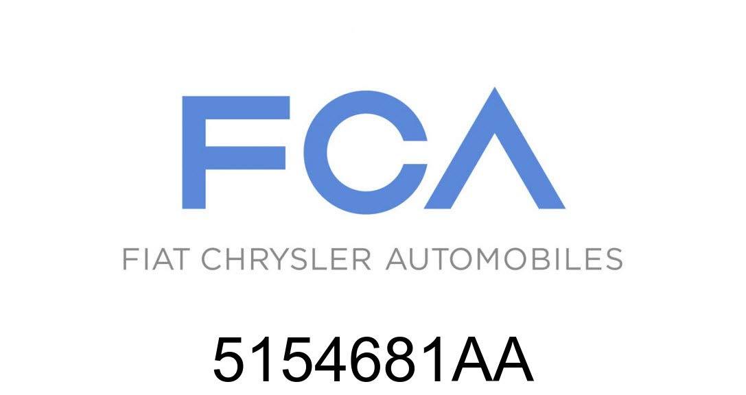 Genuine Chrysler 5154681AA Sway Bar