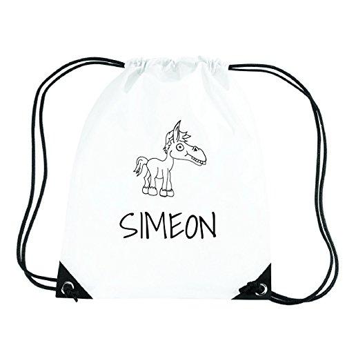 JOllipets SIMEON Turnbeutel Sport Tasche PGYM5925 Design: Pferd