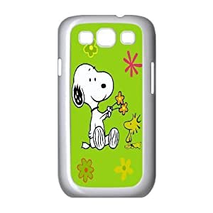 Custom High Quality WUCHAOGUI Phone case Cute & Lovely Snoopy Protective Case For Samsung Galaxy S3 - Case-18 Kimberly Kurzendoerfer