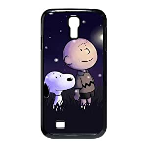Snoopy Hard Case Cover Skin For SamSung Galaxy S4 Case KHR-U1570693