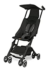 """With its exceptional design innovation, the Pockit is the 2014 Guinness world records? Most compact stroller. When folded, it is the smallest and most compact stroller currently available on the market, 11.8"""" X 7"""" x 13.8"""" To be precise. For p..."""