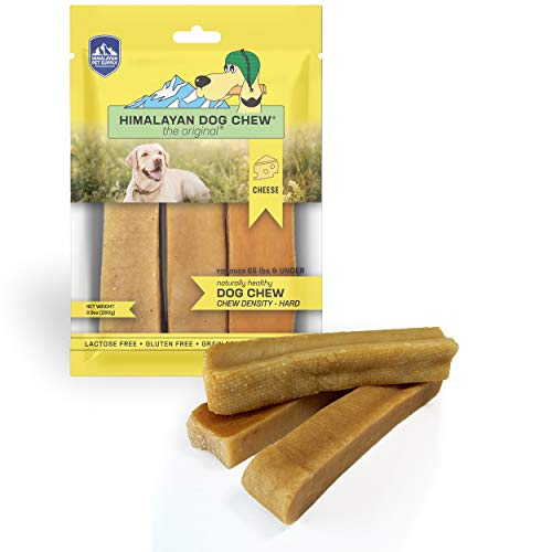 Himalayan Dog Chew, Mixed Pack 10.5 Oz. (Contains 3 Pieces) from Himalayan Pet Supply
