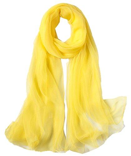 las las ultravioleta mujeres bufandas Todas colorida delgada seda anti tur de 5 RIZ6qp4OR