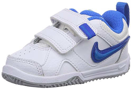 Chaussures Chaussures Nike Lykin tribe tribe tribe Cobalt Pas white Blue On B 11 tdv Blanc Yellow Gar Premiers photo hyper tqtB1rgn
