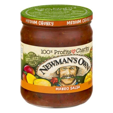 Newman's Own: Mango Medium Salsa, 16 oz - 5 Pack by Newman's Own: (Image #5)
