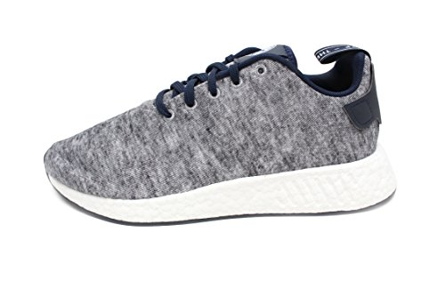 788a760477422 Adidas NMD R2 (United Arrows   Sons) Mens in Core Heather Matte Silver