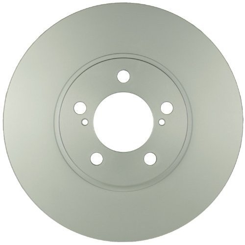 Bosch 20010307 QuietCast Premium Disc Brake Rotor For 2001-07 Ford Taurus; Lincoln: 1995-02 Continental, 1996-98 Mark VIII; 1996 Mercury Cougar, 2001-05 Sable, Front