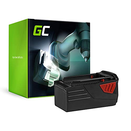GC (3Ah 36V Li-Ion) B 36 B36 B36V 2203932 418009 Bateria para Hilti TE6A TE-6A 6-A36 TE-6A TE7A TE-7A TE-7-A WSR 36-A Li