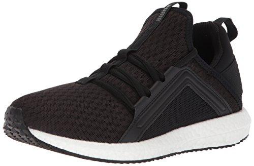 (PUMA Women's Mega NRGY Wn Sneaker, Black, 6.5 M US)