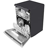 Dream Care Grey Waterproof Dishwasher Cover For Bosch Sms60L18In Free-Standing 12 Place Settings Dishwasher