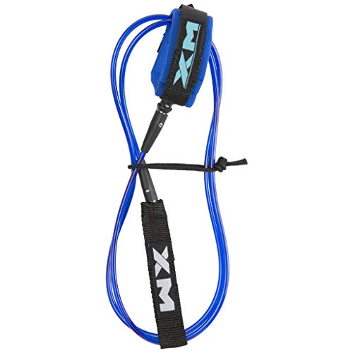 XM Surfboard Leash/Ultra COMP (.200in) // Made in USA / 3 Year Stoked Warranty (Leash Xm)