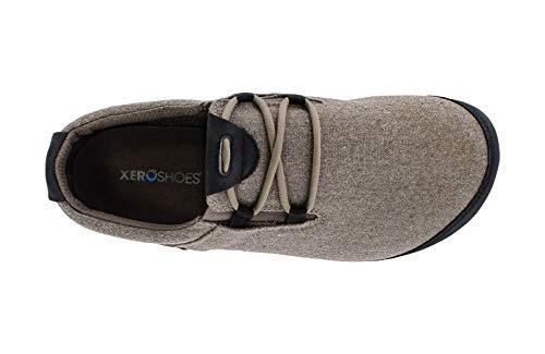 b85bb8d63c9b1 Xero Shoes Hana - Men's Casual Canvas Barefoot-Inspired Shoe ...