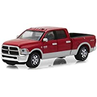 2018 Dodge Ram 2500 Big Horn Pickup Truck Red Harvest Edition Hobby Exclusive 1/64