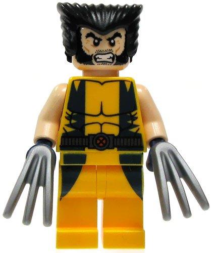 Image result for wolverine lego