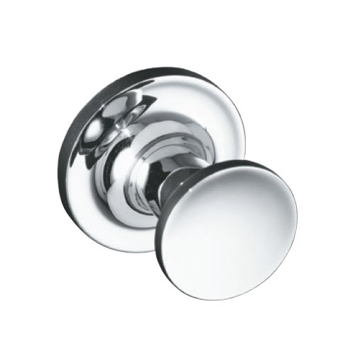 KOHLER K-14443-CP Purist Robe Hook, Polished Chrome