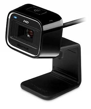 Webcam MICROSOFT LIFECAM HD5000 NOIR