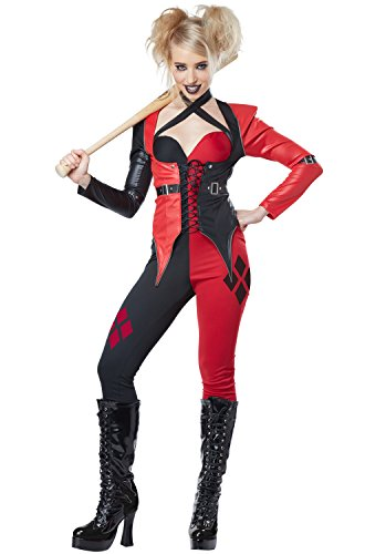 Calif (Harley Quinn Jester Costumes)