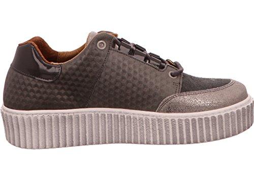 Chaussures Ville à de Femme Palpa Gris pour Lacets dqEv6
