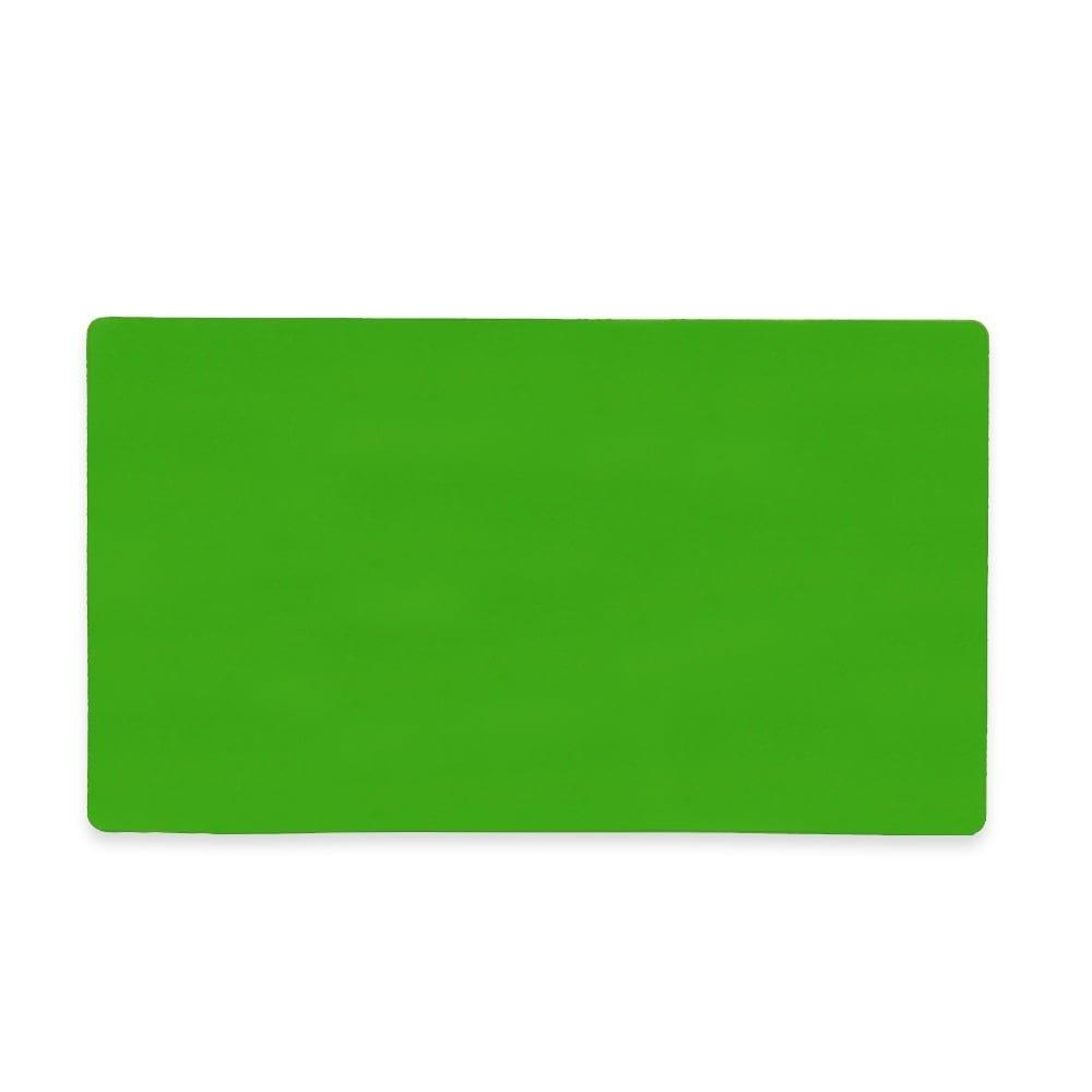 Aimant Experts Mf14080(GND) -5Feuille aimantée flexible W/Surface brillant effaçable à sec, Vert (lot de 5)
