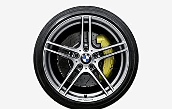Bmw 1x Performance Genuine Alloy Wheel 19 Double Spoke 313 Rim 36