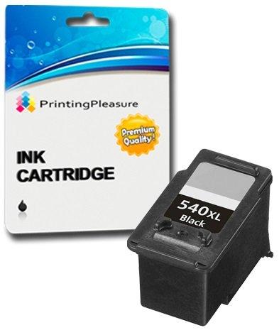 1 XL Negro Cartucho de Tinta Compatible para Canon Pixma MG4250 MG4150 MG3650 MG3550 MG3250 MG3150 MG2250 MG2150 MG3500 MG3600 MX455 MX475 MX515 MX525 ...