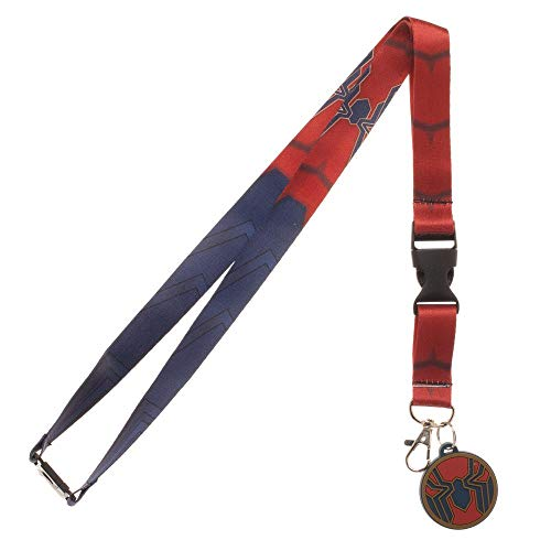 Marvel's The Avengers Infinity War Spider-Man ID Badge Lanyard