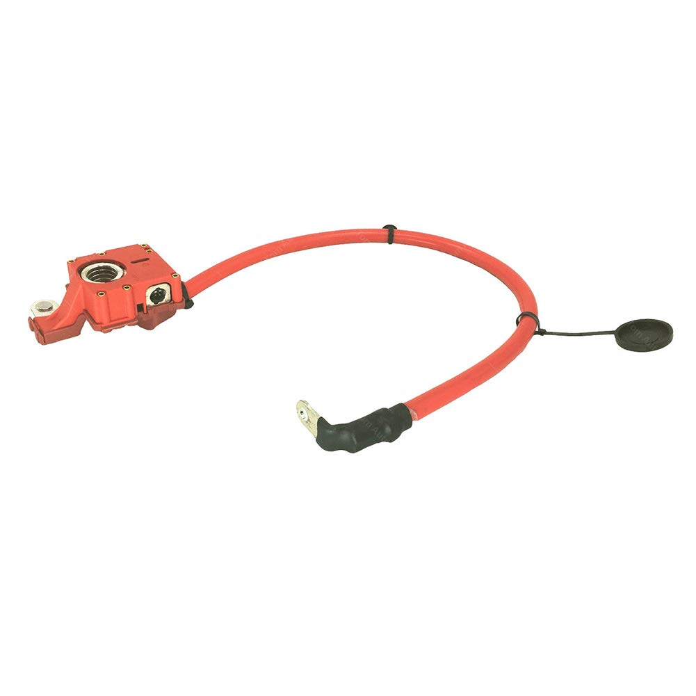 Ensun 61129225099 Battery Cable Earth Cable for 2011-2013 BMW X3 F25 by ENSUN