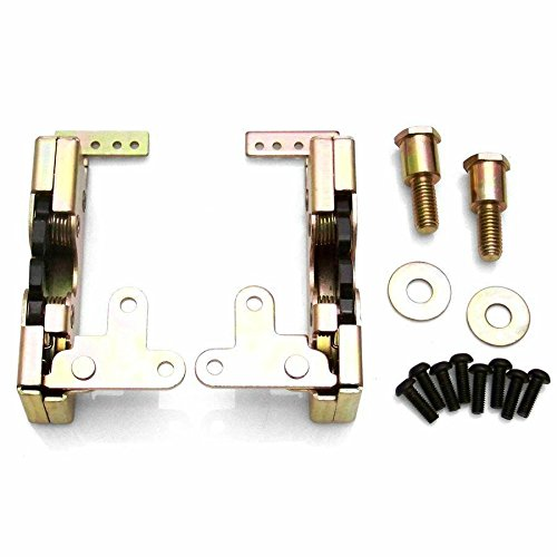 Large Bear Claw Door Latches w/ Install Kit tpi painless auto street rod wrecker go kart formula socal auto a body project nascar rat rod bbs sprint car 409 classic mini bike custom amp (Door Latch Rod)