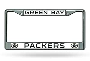 GREEN BAY PACKERS Durable Metal LICENSE PLATE FRAME