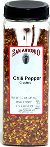 12-Ounce Crushed Red Pepper Flakes Dried Crushed Red Pepper