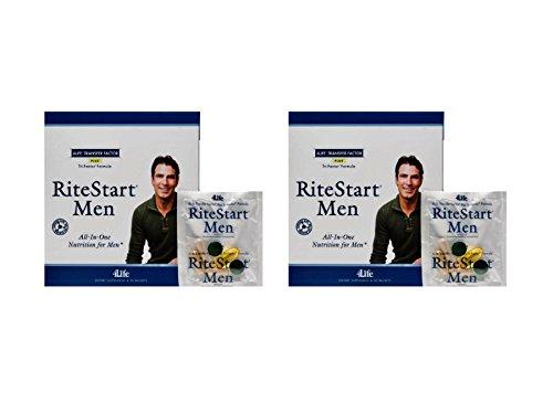 RiteStart Men by 4Life - 2 boxes of 30 packets/box (Rite Start Men)