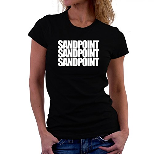 Sandpoint three words T-Shirt