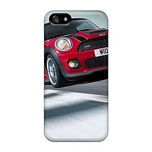 CristinaKlengenberg Iphone 5/5s High Quality Hard Phone Cover Customized Trendy Mini Cooper Pattern [CBi4109zbCx]