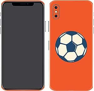 Switch iPhone X Skin Soccer Ball 01