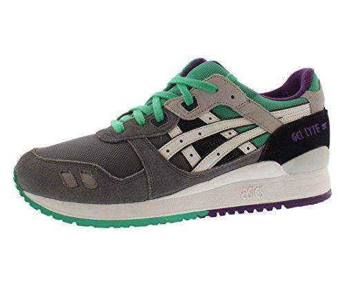 wholesale dealer 6ee90 deb9e Asics Gel-Lyte III Men's Fashion Sneaker H405N-1101, 9