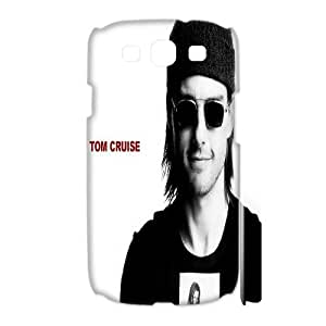 YYCASE Tom Cruise Customized Hard 3D Case For Samsung Galaxy S3 I9300