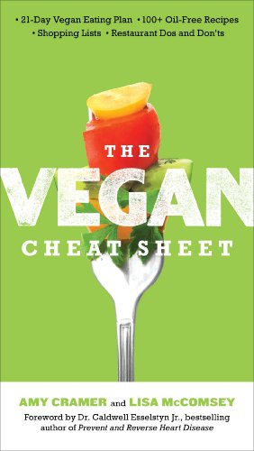 The Vegan Cheat Sheet: Your Take-Everywhere Guide to Plant-based Eating