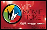 Regal Entertainment Group VIP Movie Tickets 10-pack