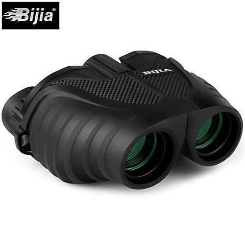 mehdiginger BIJIA 10 x 25ミニ双眼鏡プロフェッショナルHD双眼鏡望遠鏡Opera Glasses旅行コンサート屋外のスポーツハンティング B079RKN1L1
