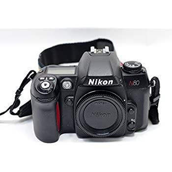 Amazoncom Nikon N80 35mm Slr Film Camera Body Only Camera Photo