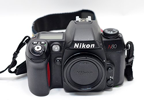 Nikon N80 35mm SLR Film Camera (Body Only)