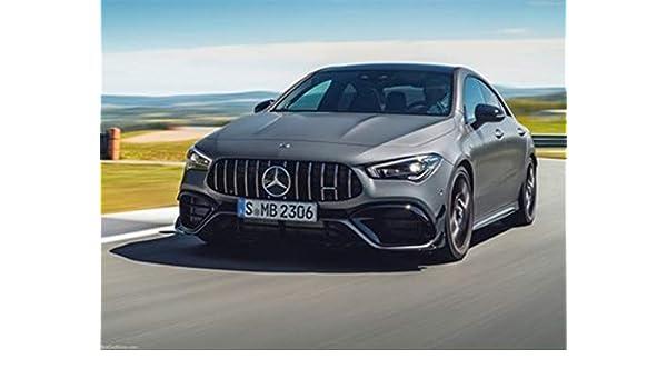 Amazon Com Mercedes Benz Cla45 S Amg 4matic 2020 Poster 18