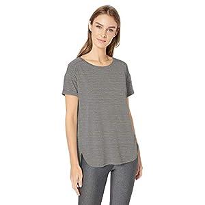 Amazon Essentials Women's Studio Relaxed-Fit Crewneck T-Shirt