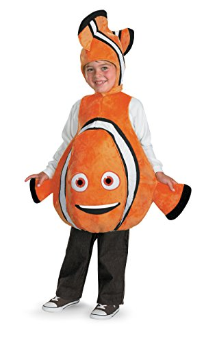 38337 (3-6) Child Deluxe Nemo Costume