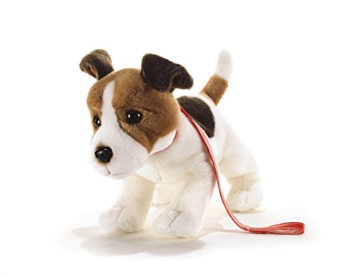 Amazon.com: Plush & Company Plush Milo Jack Russel Leash 32 15782 - cm: Toys & Games